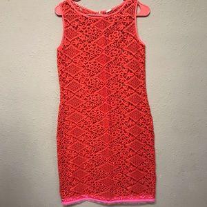 Elie Tahari Alyse Diamond dress READ DESCRIPTION
